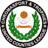 United Counties League Badge