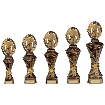 Martial Arts Trophies