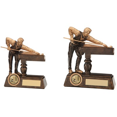 Snooker Trophies